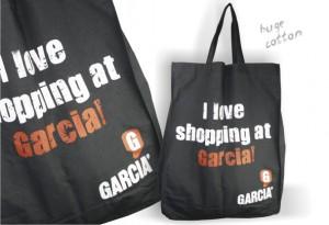 GARCIA HUGE BAG - katoenen tassen bedrukken